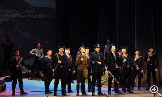 6 февраля в 17.00 оперетта К. Листова «Севастопольский вальс»