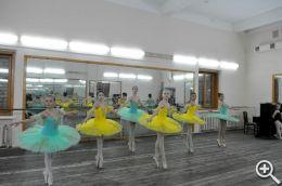 Детская балетная студия музыкального театра