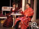 Леонид Маркин в роли Айзенштайна в оперетте «Летучая мышь»