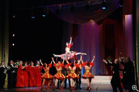 11 декабря, пятница, в 18.30 «СИЛЬВА», оперетта в трёх действиях (12+) Имре КАЛЬМАН