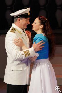 Оперетта в двух действиях «Севастопольский вальс»